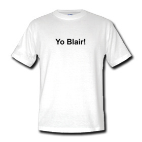 Yo Blair! click and choose your colour